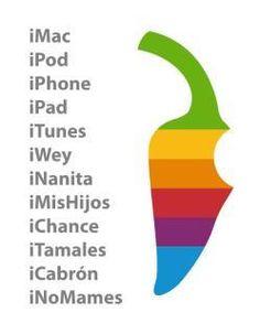 iMac, iPod, iNanita, iNoMames