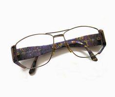 4633993f5f597c Serge Kirchhofer Vintage Brillengestell Mod. 1015 Womens Glasses Frames,  80s Fashion, Eyewear,
