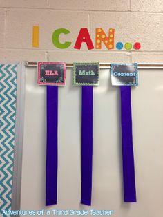 Adventures of a Third Grade Teacher: Classroom Reveal 2013-2014!!