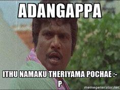 goundamani memes - Google Search