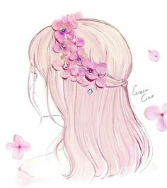 Find images and videos about art, painting and artist on We Heart It - the app to get lost in what you love. Grace Ciao, Pretty Drawings, Cool Art Drawings, Digital Art Girl, Fanarts Anime, Whimsical Art, Anime Art Girl, Cute Wallpapers, Cute Art