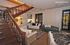 Un divano #classico Frascati di spalle, un Old Chester in pelle, una Dormeuse #Chester, due letti e... -Vista 1 -