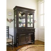 Found it at Wayfair - Sweet Tea China Cabinet in Tobacco