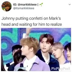 Day6 Sungjin, Nct 127 Johnny, Nct Group, All Meme, Lucas Nct, Nct Life, Funny Kpop Memes, Mark Nct, Jaehyun Nct