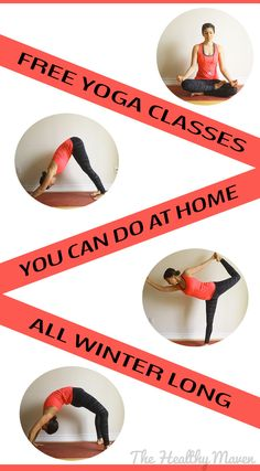 No need to spend money on a studio or classes. I've rounded up my favourite yoga classes that you can do in the comforts of your own home!