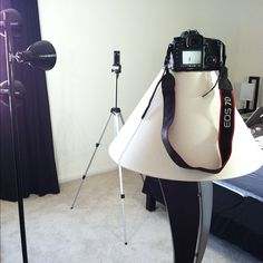 @notryanhiga:See how helpful lamps can be when you film by yourself.