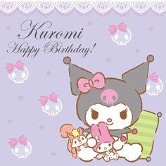 Sanrio: Kuromi:)