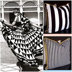 Fashionable #cushions by specialists Cushions & More