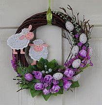 Polish Easter, Diy Ostern, Egg Art, Easter Holidays, Egg Decorating, Easter Wreaths, Flower Boxes, Flower Crafts, Easter Crafts