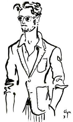 menswear fashion illustrators - Google Search