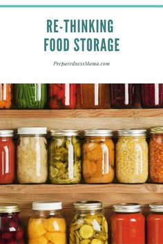 Re-thinking Food Storage. Make sure your food storage plan includes freeze dried, canned, frozen and dehydrated foods. Canning Recipes, Kitchen Recipes, Food Storage Calculator, Long Term Food Storage, Freeze Drying Food, Balanced Meals, Dehydrated Food, Food Storage Containers, Vitamins And Minerals