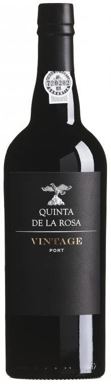 Vinho do Porto Vintage 2014 da Quinta De La Rosa