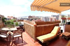 Penthouse & Sunny Private Terrace in Barcelona  super!!