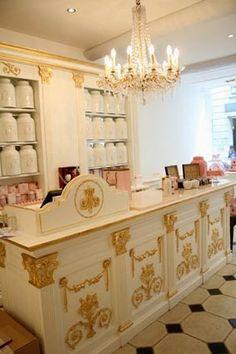 Ninas Tea Store... Paris