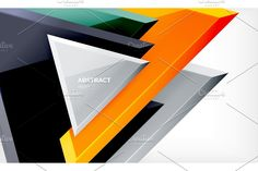 Mosaic Designs, Low Poly, Bar Chart, Illustration, Bar Graphs, Illustrations