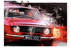 Alfa Romeo Giulia by ~FreeCaddy