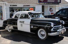 1950 Dodge Police Car. Oklahoma City...