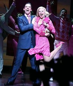 Legally Blonde the Musical #LegallyBlonde #Theatre Christian Borle
