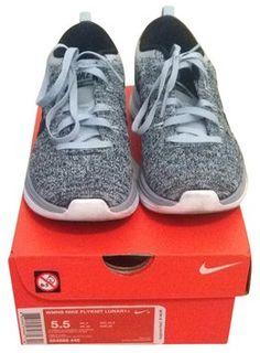 45fbb2e90d36 Nike Flyknit Blue Athletic Shoes  45 Nike Flyknit