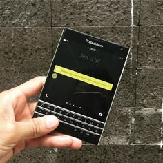 "#inst10 #ReGram @gadgetternate: blackberry passport #ternate #malukuutara #blackberrypassport . . . . . . (B) BlackBerry KEYᴼᴺᴱ Unlocked Phone ""http://amzn.to/2qEZUzV""(B) (y) 70% Off More BlackBerry: ""http://ift.tt/2sKOYVL""(y) ...... #BlackBerryClubs #BlackBerryPhotos #BBer ....... #OldBlackBerry #NewBlackBerry ....... #BlackBerryMobile #BBMobile #BBMobileUS #BBMobileCA ....... #RIM #QWERTY #Keyboard ....... 70% Off More BlackBerry: "" http://ift.tt/2otBzeO "" ....... #Hashtag ""…"