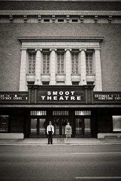 Parkersburg, WV . . . the Smoot Theater
