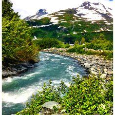 Whittier, Alaska!