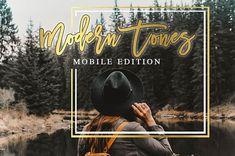 Modern Moody | Mobile Lightroom Preset Collection