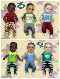 Znalezione obrazy dla zapytania sims 4 baby skin