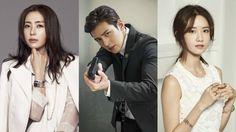 """The K2"" Starring Ji Chang Wook, Girls' Generation's YoonA, and Song Yoon Ah…"