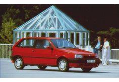 FIAT Tipo  88-95 coupe przedni prawy - Zdjęcia