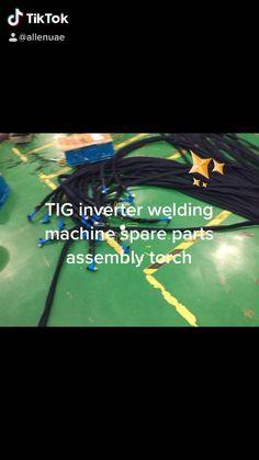 TIG inverter welding machine spare parts assembly torches Inverter Welding Machine, Tig Torch, Torches, Spare Parts, Poster, Billboard