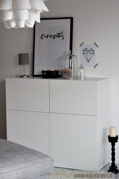 ikea besta is a whole storage collection in various configurations that must be secured to the. Black Bedroom Furniture Sets. Home Design Ideas