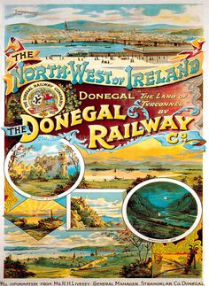 North west Ireland