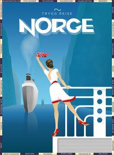 NORGE- by Todd Quackenbush | Flickr - Photo Sharing!