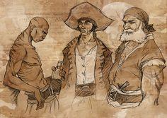 Pirates by Hito76.deviantart.com on @deviantART