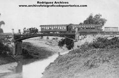 Redescubriendo a Puerto Rico: Puente Marques de la Verna - Bayamon. Un puente de tremendo valor histórico.