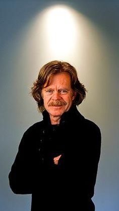 """""""I would like to go against the grainthis evening and thank President Trump for making Frank Gallagher seem so normal."""" — William H. Macy"""