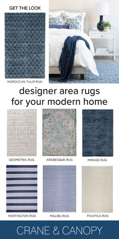Fall in love with our handwoven designer area rugs. See why HGTV named us Best Home Decor Brand! Spanish Style Homes, Rugs In Living Room, Shabby Chic Decor, Decoration, Home Projects, Area Rugs, Bedroom Decor, New Homes, House Design