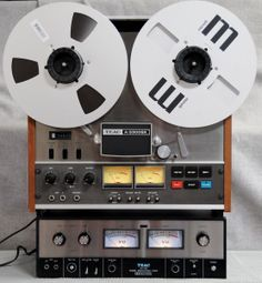 Teac 3300S and Dolby unit