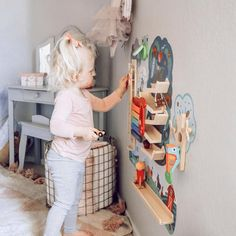 Create a playground right at the comfort of your home with Oribels VertiPlay Wall Toys! These beautiful toys are designed to be interactive to keep your baby entertained as he or she learns and grows.