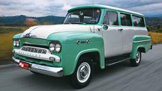 Chevrolet Amazona 1959 - 1963