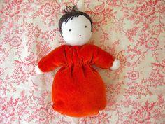 Mimin Dolls: bebe Waldorf
