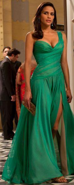 Paula Patton.  she is gorgeous! Hey Paula...Can I be you?