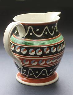 """Jonathan Rickard, """"Mocha and Related Dipped Wares, 1770-1939."""""""
