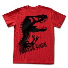 Remera de Jurassic Park - T-Rex. #TShirt #Dinousaurs #JurassicPark