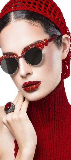 knitted glam style LBV ♥✤ | KeepSmiling | BeStayClassy