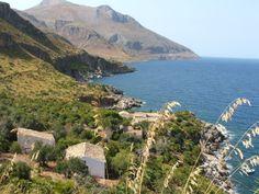 Riserva dello Zingaro Sicilia - foto F. Stortini