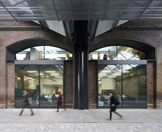 Центральный Колледж искусства и дизайна имени Святого Мартина в Лондоне