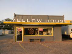 Yellow House Coffee.... Lubbock Texas