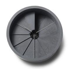 Concrete Desk Clock, designed by 22 Design Studio > £79.00